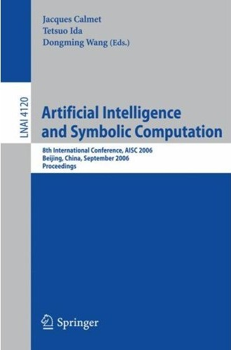 Artificial Intelligence and Symbolic Computation