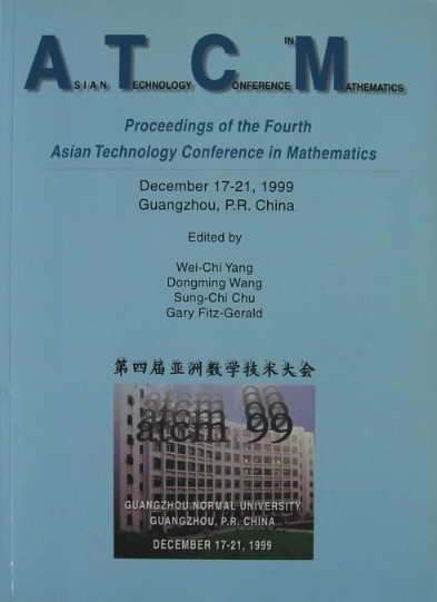 Asian Technology Conference in Mathematics